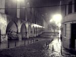 Rainy Lapa by DeirdreHolanda