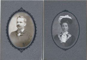 Fred and Jennie 1902 by Irie-Stock