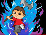 Villager rage by flamecloud123