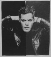 Eddie Izzard by kittypretzels15
