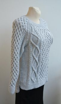 Gray sweater by dosiak
