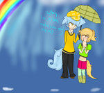 After the rain there is always a rainbow by EpicsauceShotaVamp