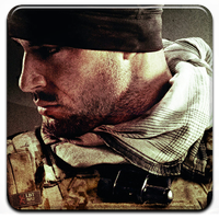 Medal Of Honor: Warfighter DOCK ICON PNG by Djblackpearl