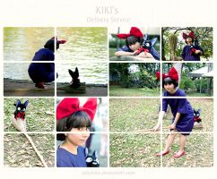Kiki's Delivery Service:::: by Witchiko