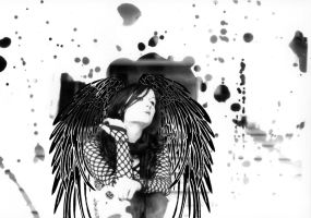 angel by Mary-Grave