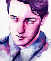 McAvoy by TheWatermelonSmiles