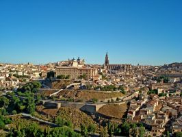 The Heart of Toledo by erene