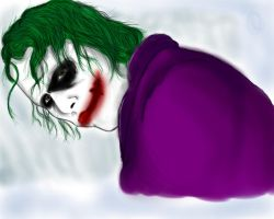 Joker by meteor-showers123