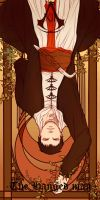 The hanged man by LKiKAi