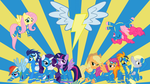 wonderbolt group shot by neodarkwing