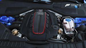2013 Audi RS 7 Engine by pl3th0ra