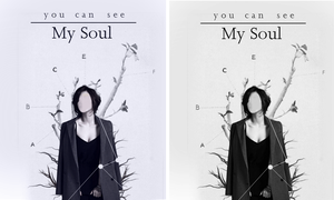 You can see my soul =))) by yooyoungdory99er
