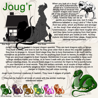 Joug'r Reference Sheet by Isadoln-Dale