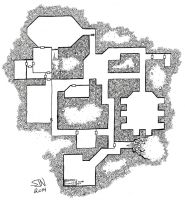 Random Dungeon Map 2 by 3Fangs