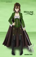 Commission: Mouse by avimHarZ