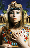 Cleopatra by Walking-Tall