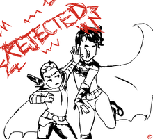 DC: Rejection by computer-sick