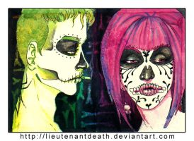 ATC - Sugar Skulls by LieutenantDeath