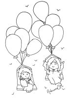 Balloons by AdrianeSM