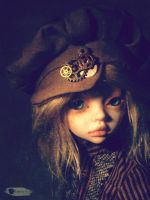 Sully little steampunk boy by subarud