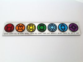 Lantern Corps 3 by ChinookCrafts