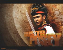 Buster Posey by xman20