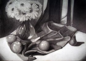 Artificial Fruits And Flowers by Riyce