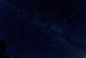 Milky Way over Sweden by duncan-blues