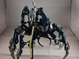 Shrahn the Spider Queen - 2014 redux by Mate397