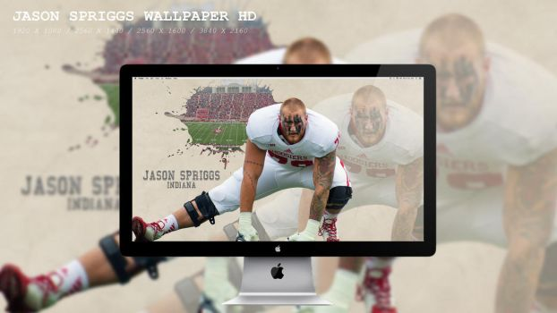 Jason Spriggs Wallpaper HD by BeAware8