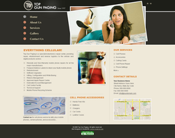 css_design_calling card....... by nepdud