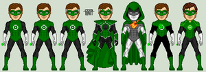 Green Lantern: Hal Jordan by EverydayBattman