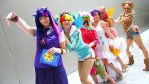 Equestria Girls by PosiTori
