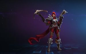 Valla, Vengeance Incarnate by Mr--Jack