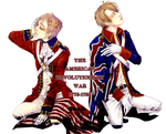 1775 - 1783  UK and USA by miyuh-miyavi