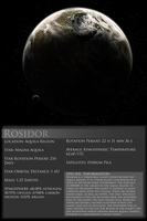 Rosidor by IArtifexI