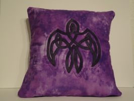Pillow Cover by KnottyCovers