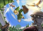 Skyward sword by juanFoo