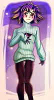 sweater meme thingy by Mateo245