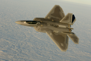 F22 from Langley by pilotroom