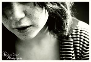 Freckles by WannTrad