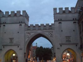 gate in munich by SHiNiGAMi-Xiii