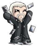 Luxord Chibi by RedPawDesigns
