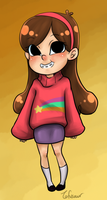 Mabel by TofusaurButt