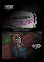 Under the Skin: Page 19 by ColacatintheHat