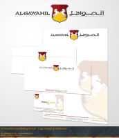 Al Sawahil - Stationery by imadesign
