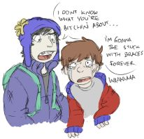 Lost by desthpicable
