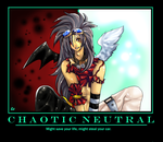Chaotic Neutral by R-ninja