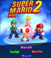 Super Mario Bros. 2(Modern) (2) by Banjo2015