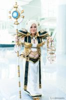 Chromie from World of Warcraft Cosplay by Littlesparkz